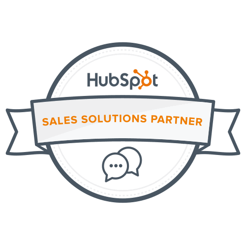 HubSpot Sales Solution Partner