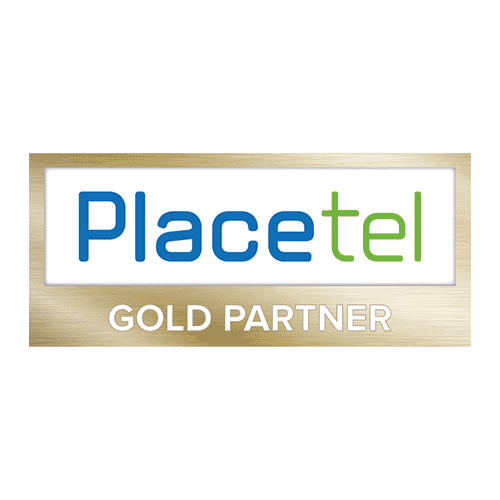 Placetel Gold-Partner