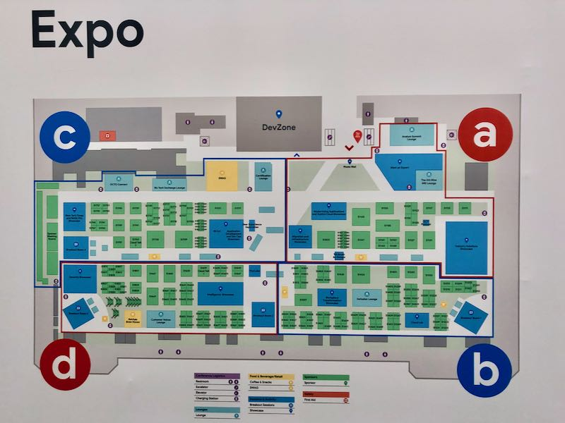 Google Cloud Next 2019 - Expo