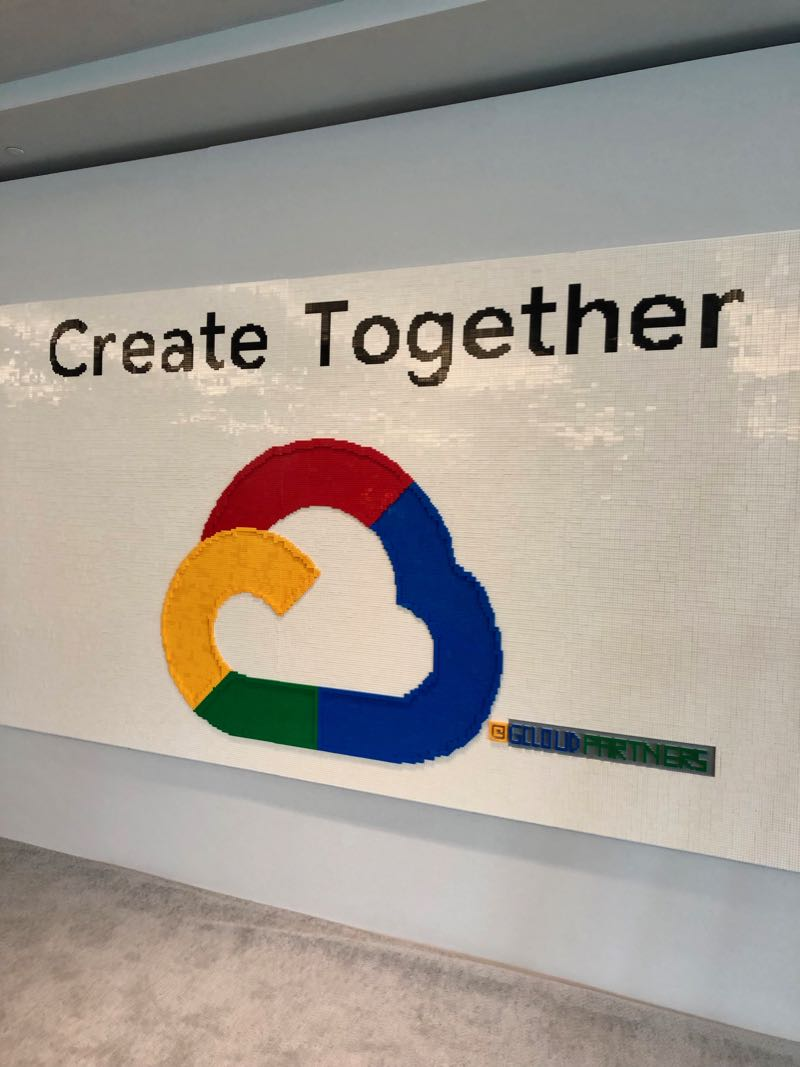 Google Cloud Next 2019 - Partner Summit - Create Together