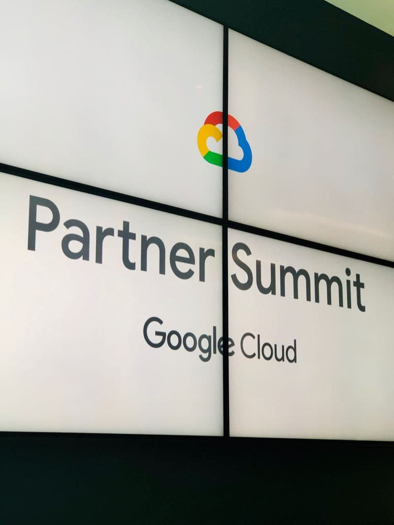 Google Cloud Next 2019 - Google Cloud Partner Summit